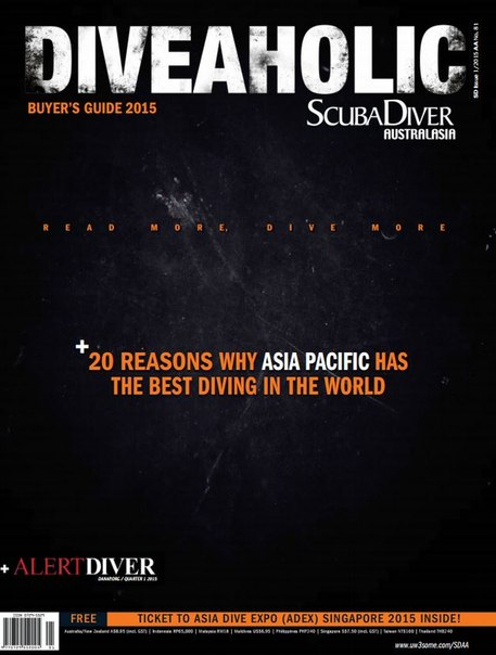 Download Scuba Diver Buyer's Guide - 2015