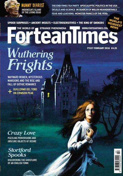 Download ForteanTimes - February 2016
