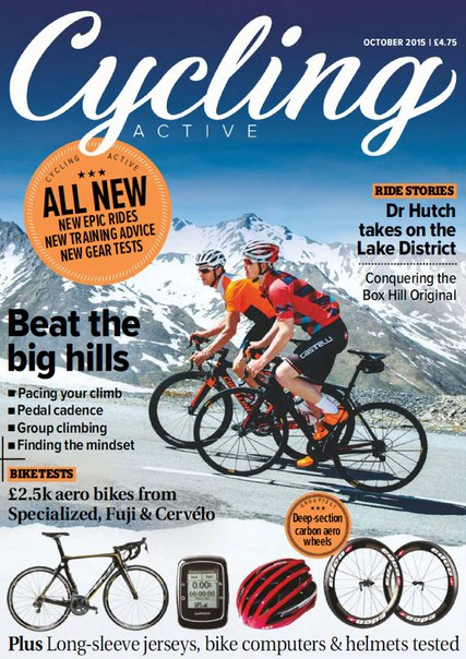 Download Cycling Active - October 2015