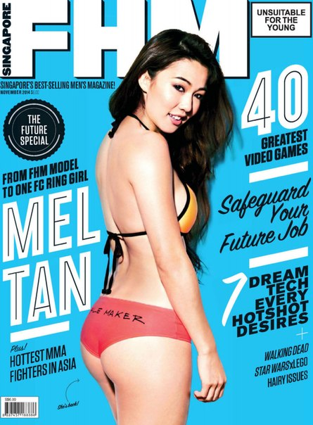 Download FHM - November 2014 SG