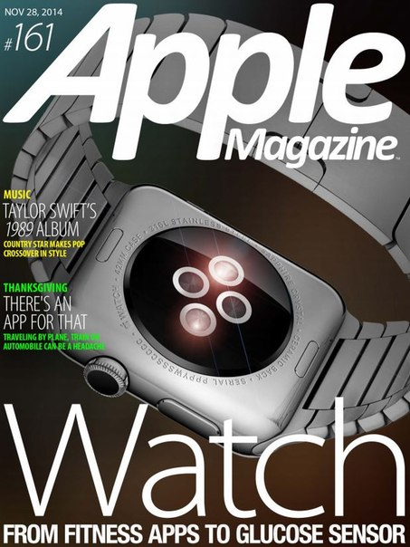 Download AppleMagazine - November 28 2014
