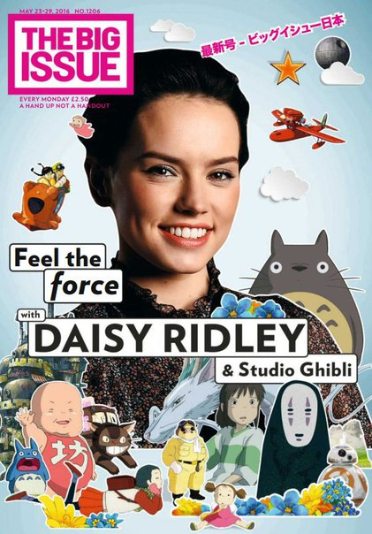 Download The Big Issue - May 23, 2016