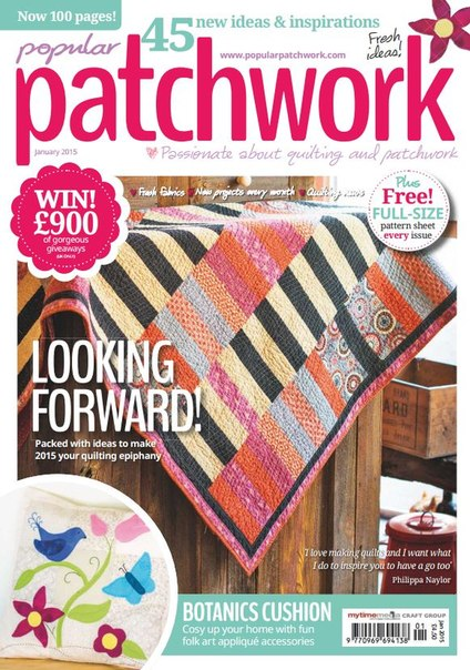 Download Popular Patchwork - January 2015