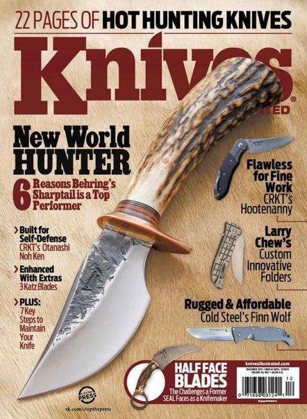 Download Knives Illustrated - December 2015