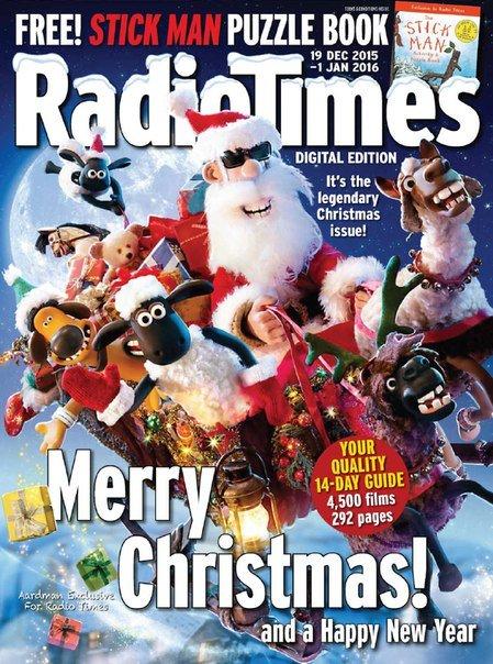 Download Radio Times - December 19, 2015
