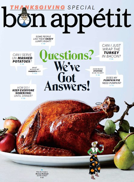 Download Bon Appetit - November 2015 vk co stopthepress