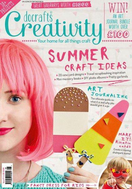 Download docrafts Creativity - June 2016