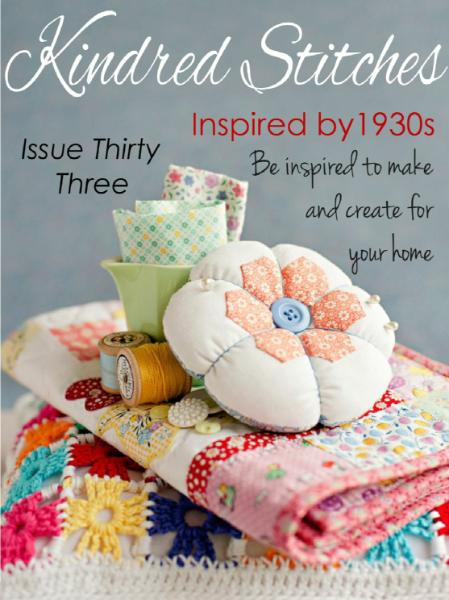 Download Kindred Stitches - Issue 33 2016