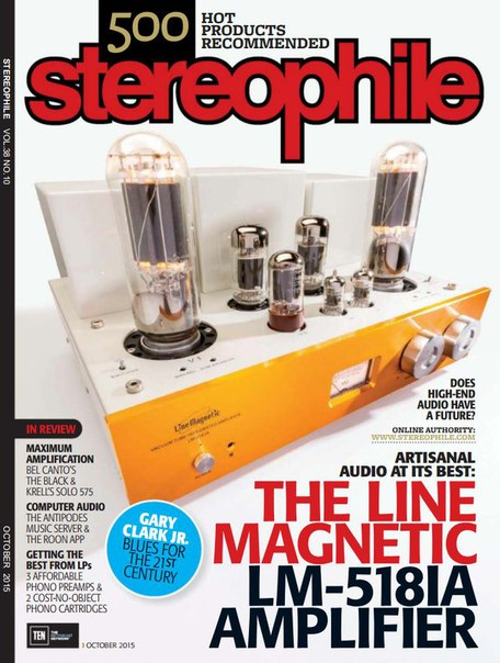 Download Stereophile - October 2015