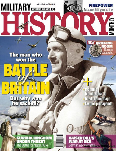 Military History Monthly – July 2015