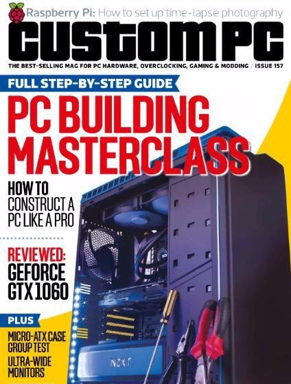 Download Custom PC - October 2016