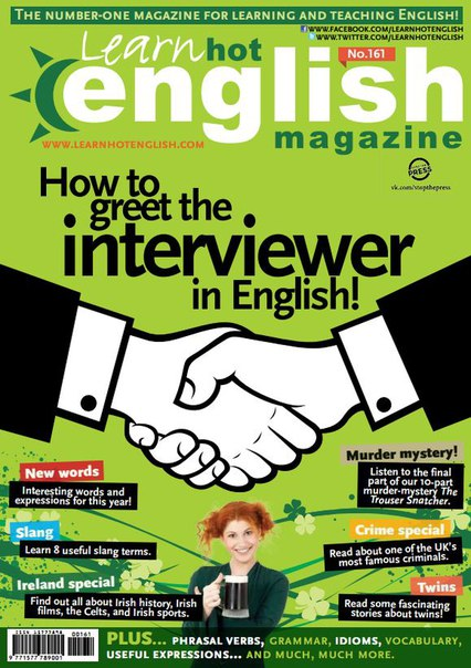 Download Learn Hot English - October 2015