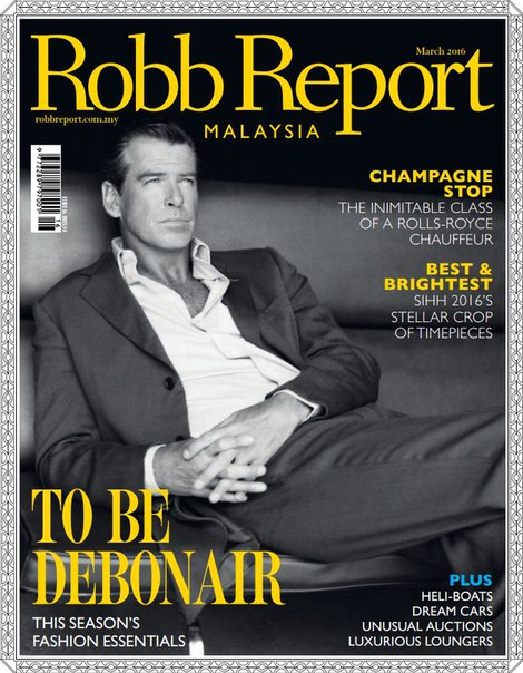 Download Robb Report Malasia - March 2016