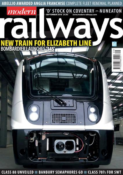 Download Modern Railways - September 2016