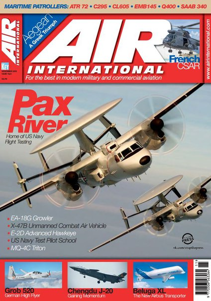 Download AIR International - November 2015