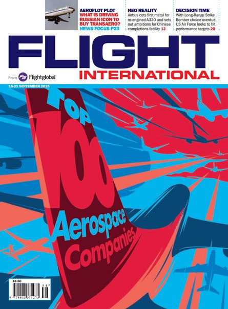 Download Flight International - September 15, 2015