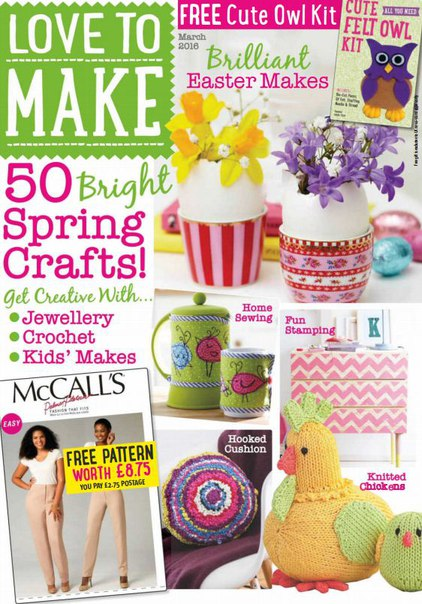 Download Love to Make - March 2016