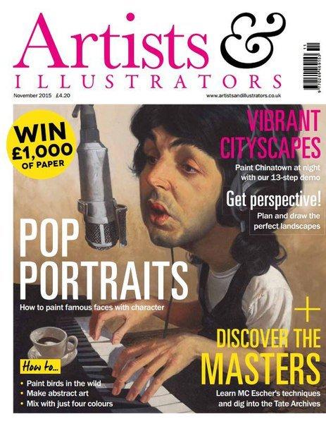 Download Artists & Illustrators - November 2015
