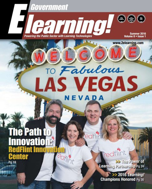 Download Government Elearning! Magazine - June - July 2016