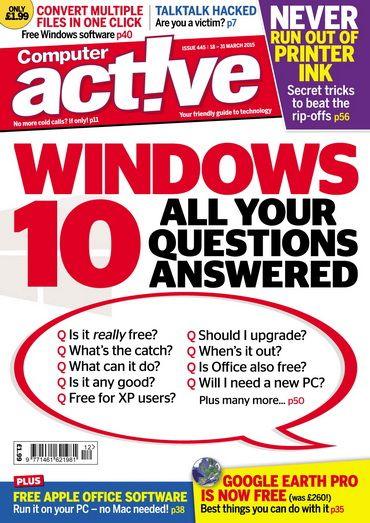 Computeractive – March 18, 2015 UK