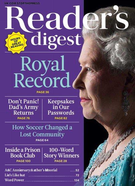 Download Reader's Digest - April 2016