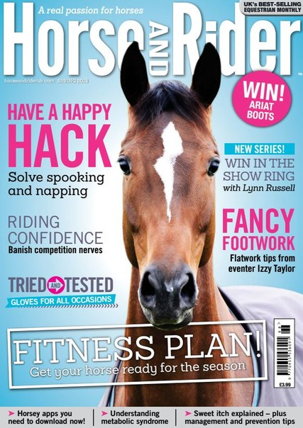 Download Horse And Rider - Spring 2015