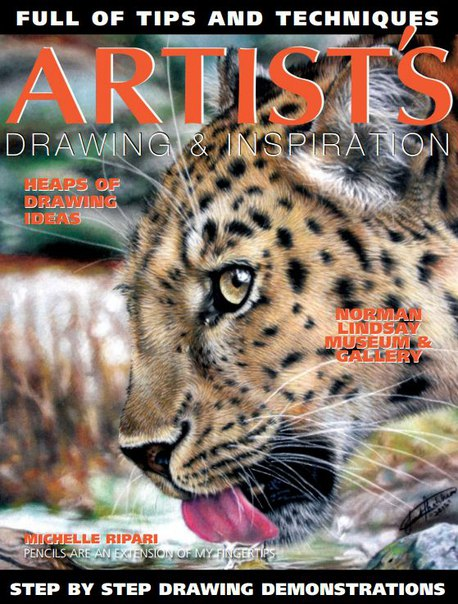Download Artists Drawing and Inspiration - Issue 21 2016