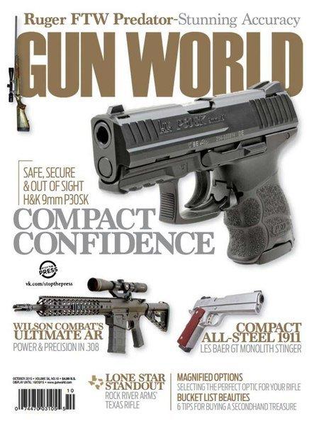Download Gun World - October 2015