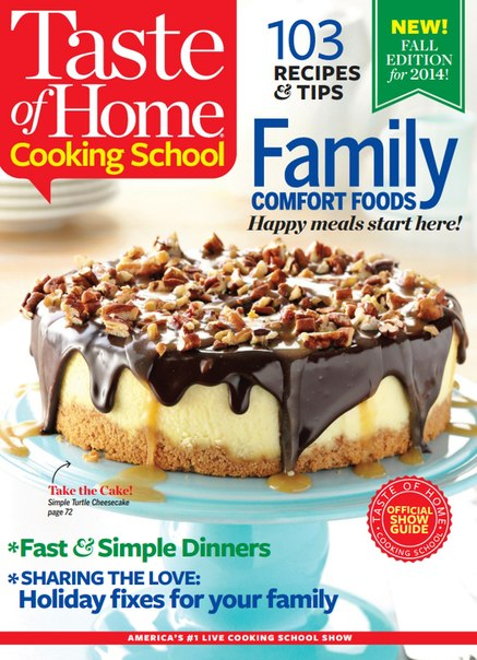 Download Taste of Home Cooking School Comfort Food Fall
