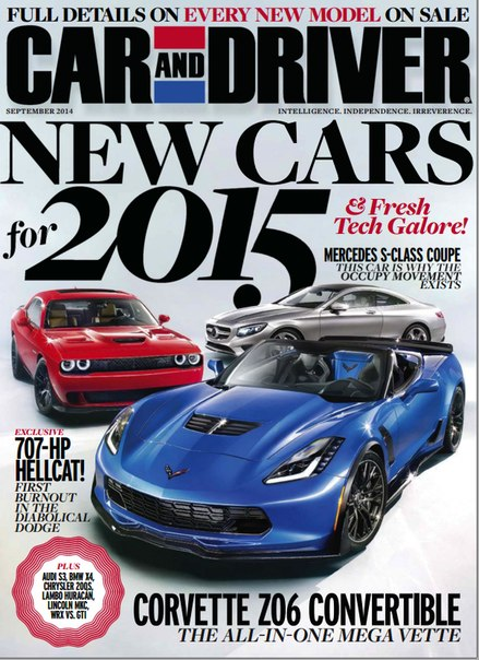 Download Car and Driver 2014-09
