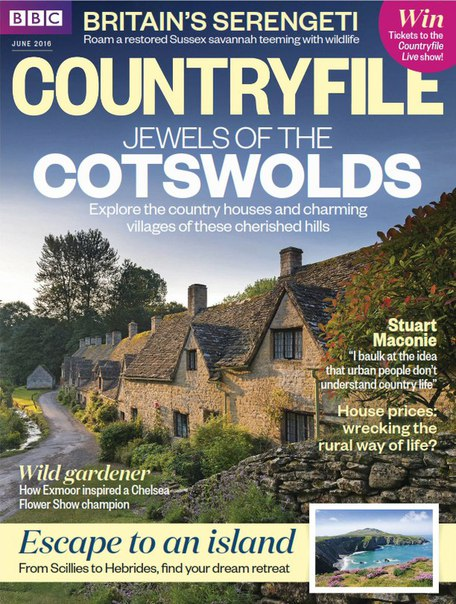 Download BBC Countryfile - March 2016
