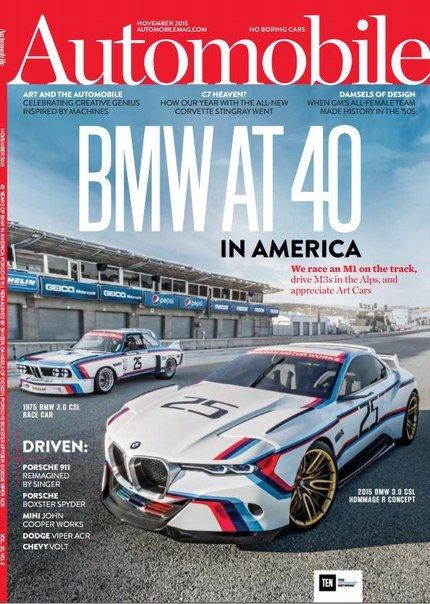 Download Automobile - November 2015