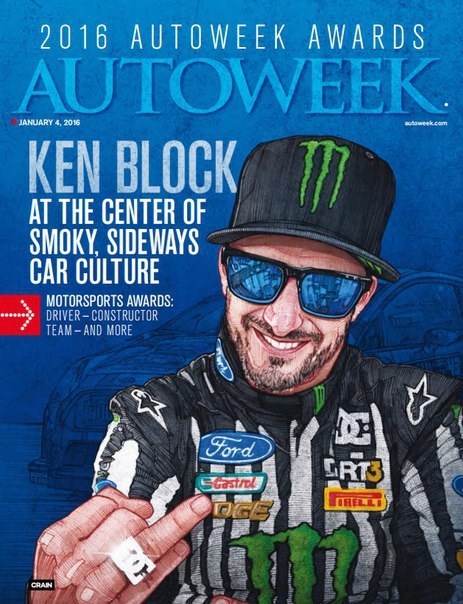 Download Autoweek - January 4, 2016