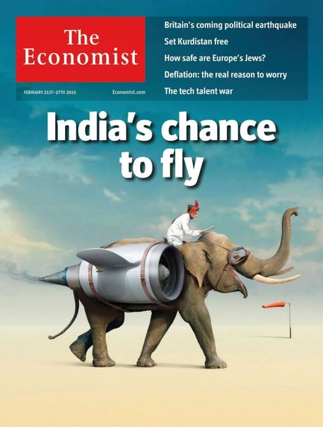 Download The Economist - February 21, 2015