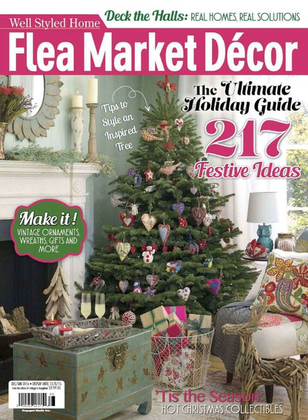 Download Flea Market Décor - January 2016