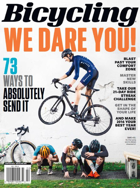 Download Bicycling - February 2016
