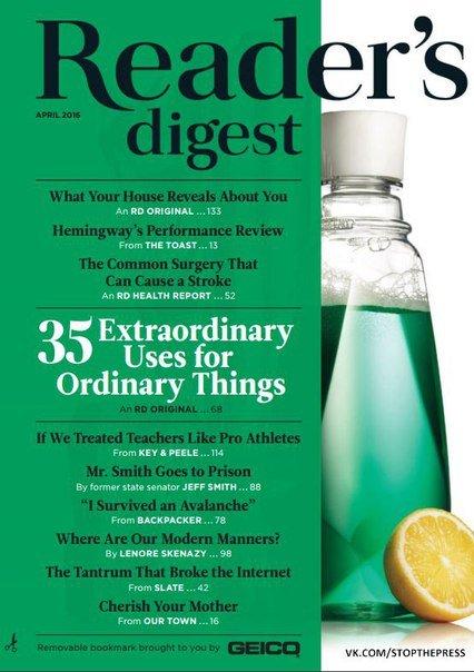 Download Reader s Digest - April 2016