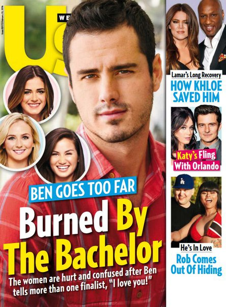 Download Us Weekly - February 22, 2016