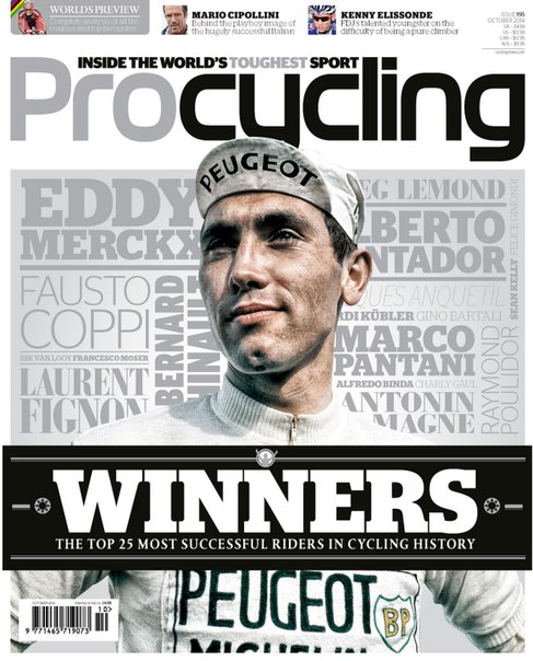 Download Procycling - October 2014