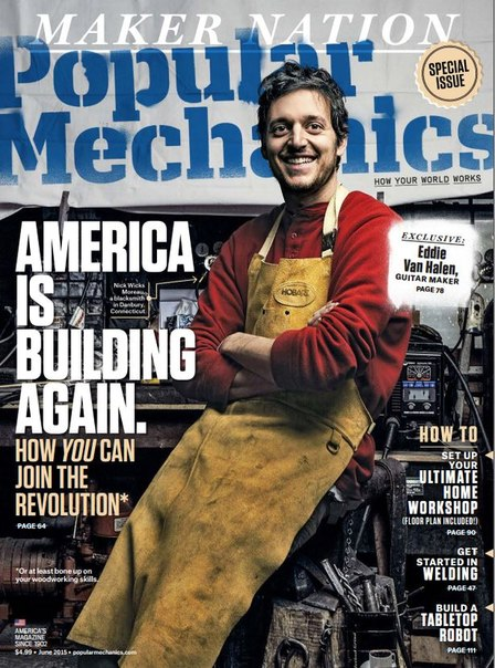 Download Popular Mechanics - June 2015