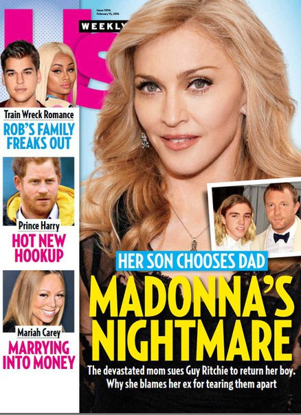 Download Us Weekly - February 15, 2016
