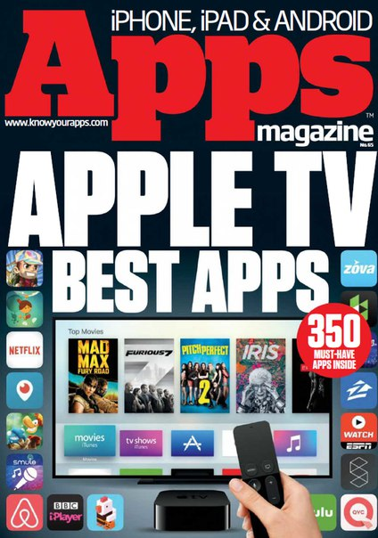 Download Apps Magazine 65 - 2015 UK