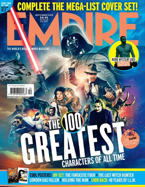 Download Empire - September 2015 AU