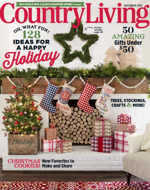 Download Country Living - December 2015