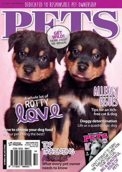 Download Pets - April 2016