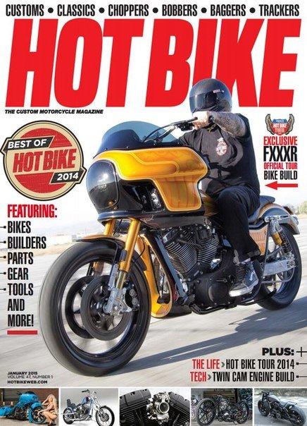 Hot Bike – January 2015 USA
