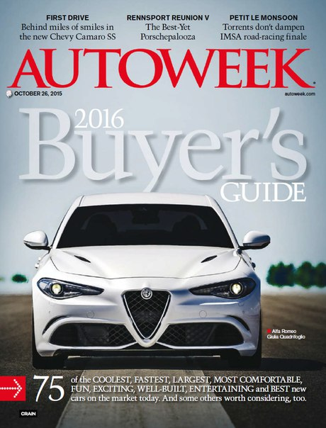 Download Autoweek - October 26, 2015