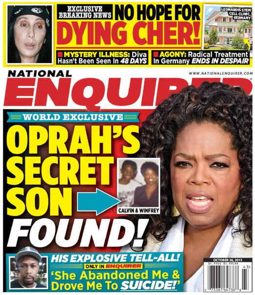 Download National Enquirer - October 26, 2015