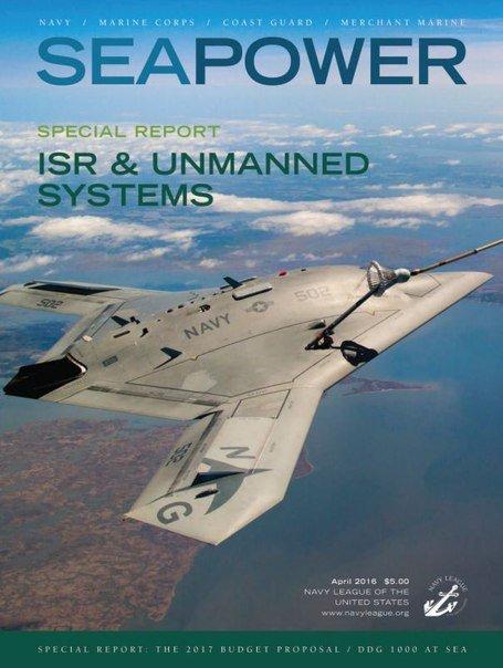 Download SeaPower Magazine – April 2016