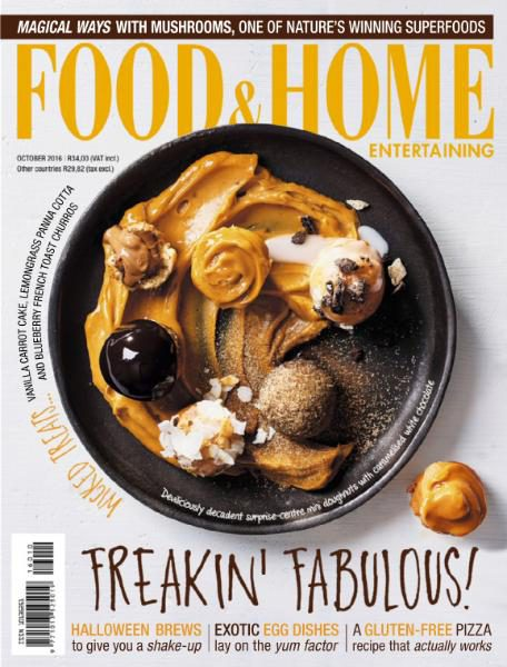 Download Food & Home Entertaining - October 2016